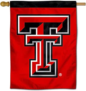 College Flags & Banners Co. Texas Tech University Banner House Flag
