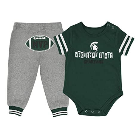Image Unavailable. Image not available for. Color  Michigan State Spartans  NCAA Infant ... 9c4c28e6e
