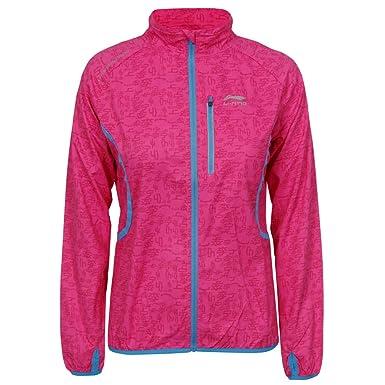 Li-Ning - Chaqueta de Running para Mujer