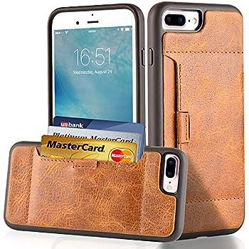 Amazon.com: iphone 8 wallet case , iphone 7 / 8 Case , ZVE
