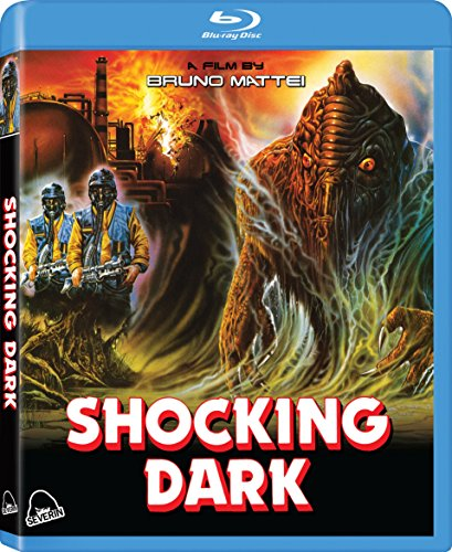 Shocking Dark [Blu-ray] (Proximity Suit)