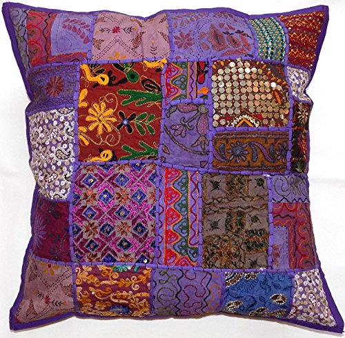 Indian Decorative Cushion Cover 24x24