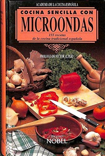 Cocina Sencilla Con Microondas (Spanish Edition): Academia ...