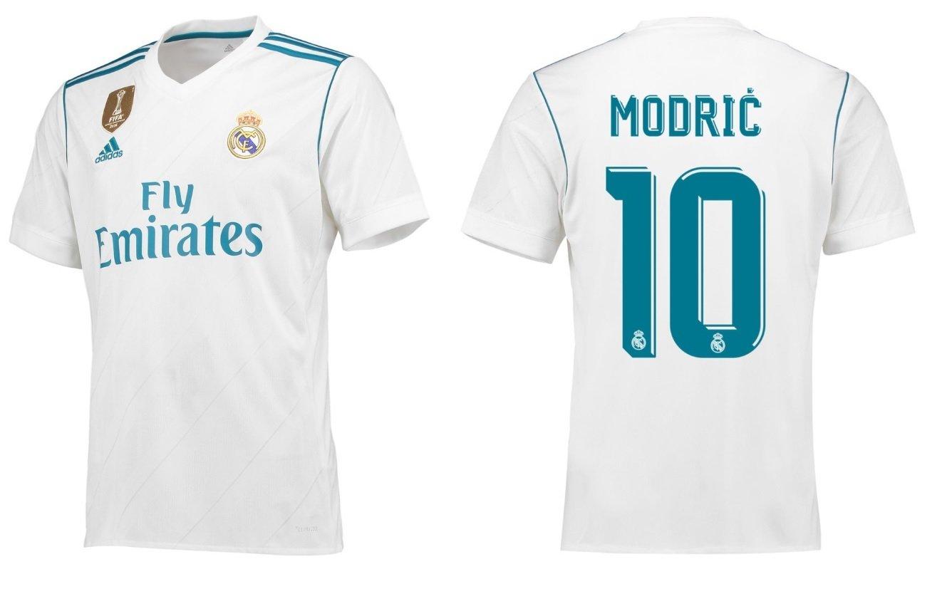 Adidas group Trikot Kinder Real Madrid 2017-2018 Home WC - Modric 10
