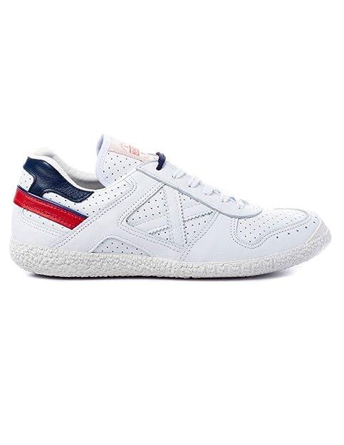 Goal Uomo BiancoAmazon 44 Borse itScarpe E Munich 1418 Sneaker J3lTKF1c