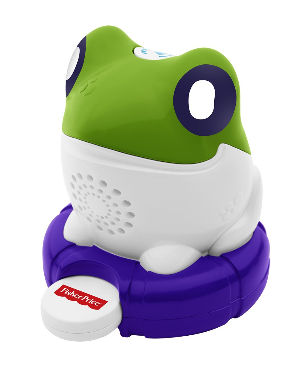 Fisher Price Ranita mide conmigo