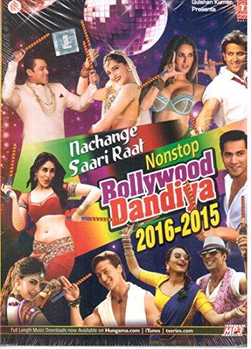 [해외]T 시리즈 77242 논스텝 단디 야 음악 CD, 2016/T Series 77242 Nonstop Dandiya Music CD, 2016