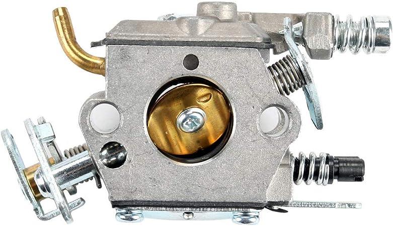 carburateur pour Husqvarna 136 137 141 142 tron/çonneuse Remplace Walbro WT-834 WT-657 WT-529 WT-289 WT-285 WT-239 WT-202