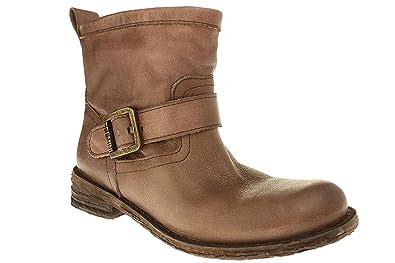 info for d6f47 85064 CREDO Felmini-Cowboy Ankle Boots - 7969 men's biker ankle ...