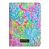 Lilly Pulitzer Women's Passport Cover Lovers Coral, Multi, No Size