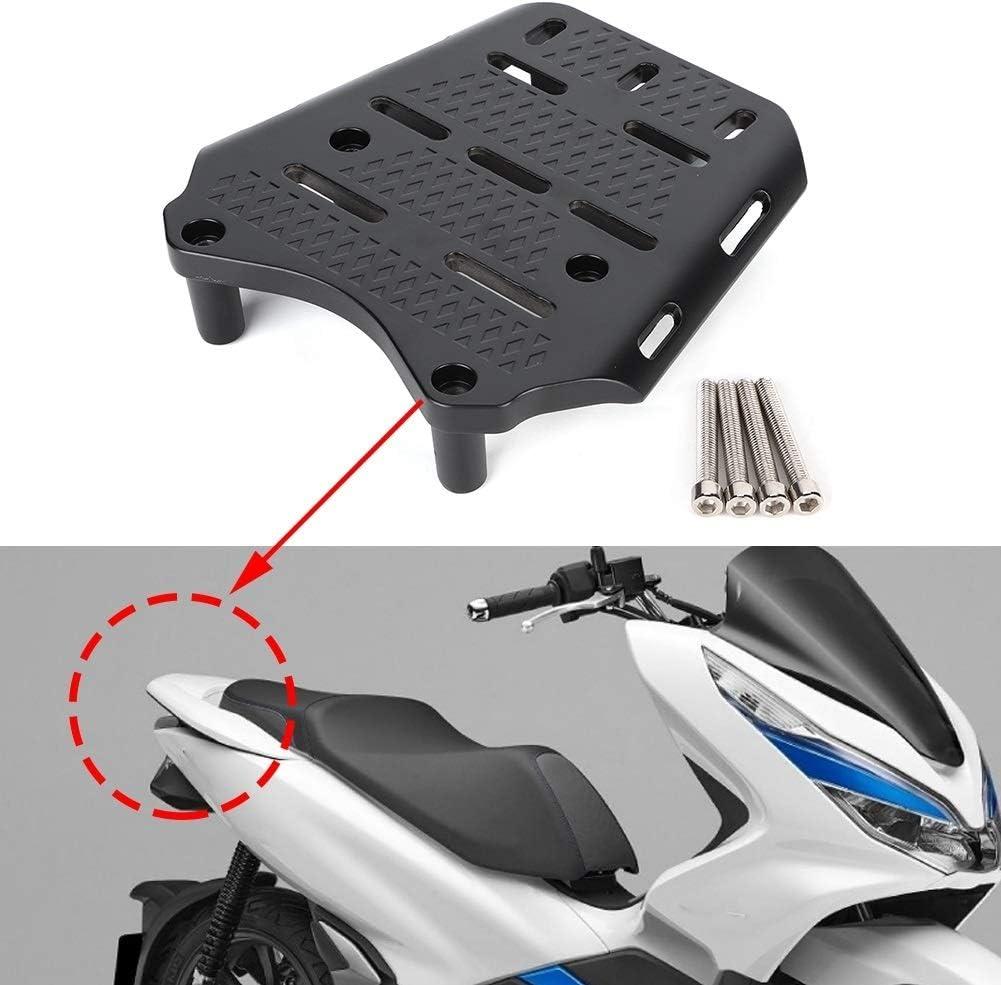 Dingln Cnc Aluminiumlegierung Motorrad Heckgepäckträger Halter Regal For H O N D A Pcx 125 150 2014 2019 Küche Haushalt