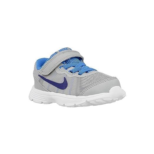Nike Kids Fusion X 2 TD Blue-Grey Children