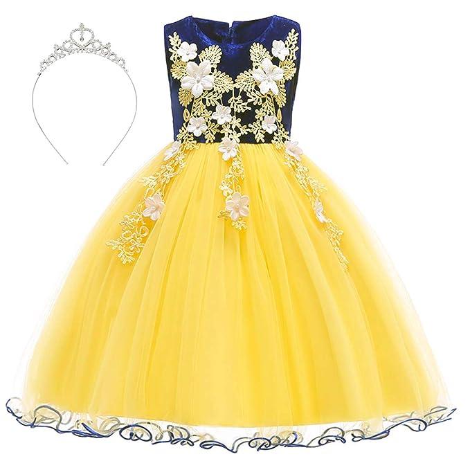 Amazon.com: AiMiNa - Vestido de fiesta de cumpleaños para ...