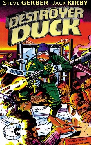 - Destroyer Duck: Twenty-Fifth Anniversary Collection