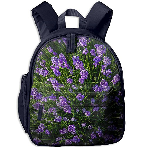 Backpack, School Backpack For Boys Girls Cute Fashion Mini Toddler Canvas Backpack, Lavender