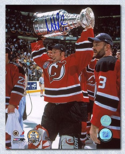 Martin Brodeur Signed Picture - 2000 Stanley Cup 8x10 - Autographed ... 5f5a63c88