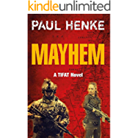 Mayhem (Nick Hunter Series Book 2)