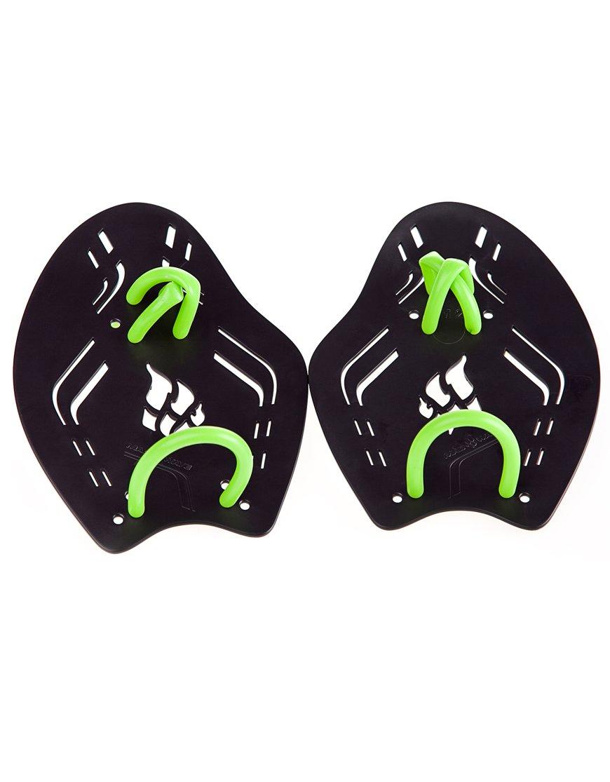 DAM Mad Wave m0740 01 2 00 W para natación, Color Negro/Verde, Talla única: Amazon.es: Deportes y aire libre