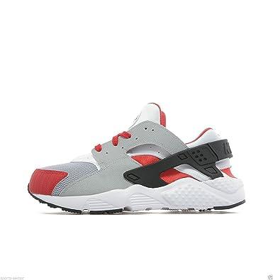 b1e278d17f Nike Huarache Run Child Grey Size: 1.5: Amazon.co.uk: Shoes & Bags