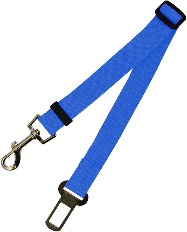 Zrong Hunde Auto Sicherheitsgurt Hundegurt Sicherheitsgeschirr Hunde Adapter Autosicherheitsgurt