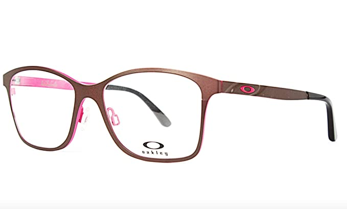 28a52ed3a43 Amazon.com  Oakley Validate OX5097-04 Titanium Eyeglasses Wine Frame ...