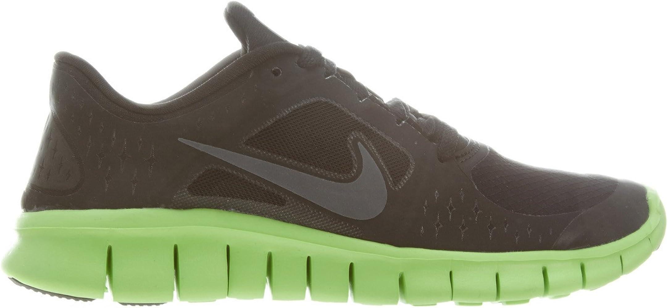 Amazon.com: Nike Free Run 3 (GS) Boys