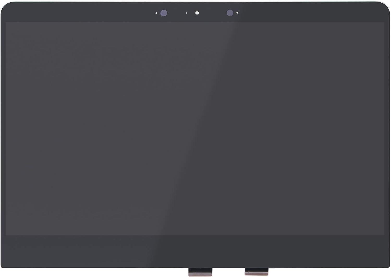 FTDLCD® 13.3 Inch para HP Spectre x360 13-ac024nf 13-ac025nf Digitalizador Táctil Pantalla + Pantalla LCD Reparar Componentes Informáticos 1920x1080: Amazon.es: Electrónica