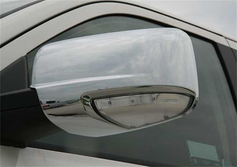 Putco 400505 Chrome Trim Mirror Overlays
