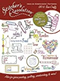 Stitcher's Revolution Iron-On Transfer Patterns. Creating unique; embroidered items is so easy! Just iron on the pattern; stitch the design; and enjoy! Each 7x5 inch package contains a variety of iron-on designs built around a central theme; plus bas...