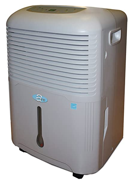 Perfect Aire PA50 50 Pints/Day Dehumidifier, Coverage 3000 Sq Ft