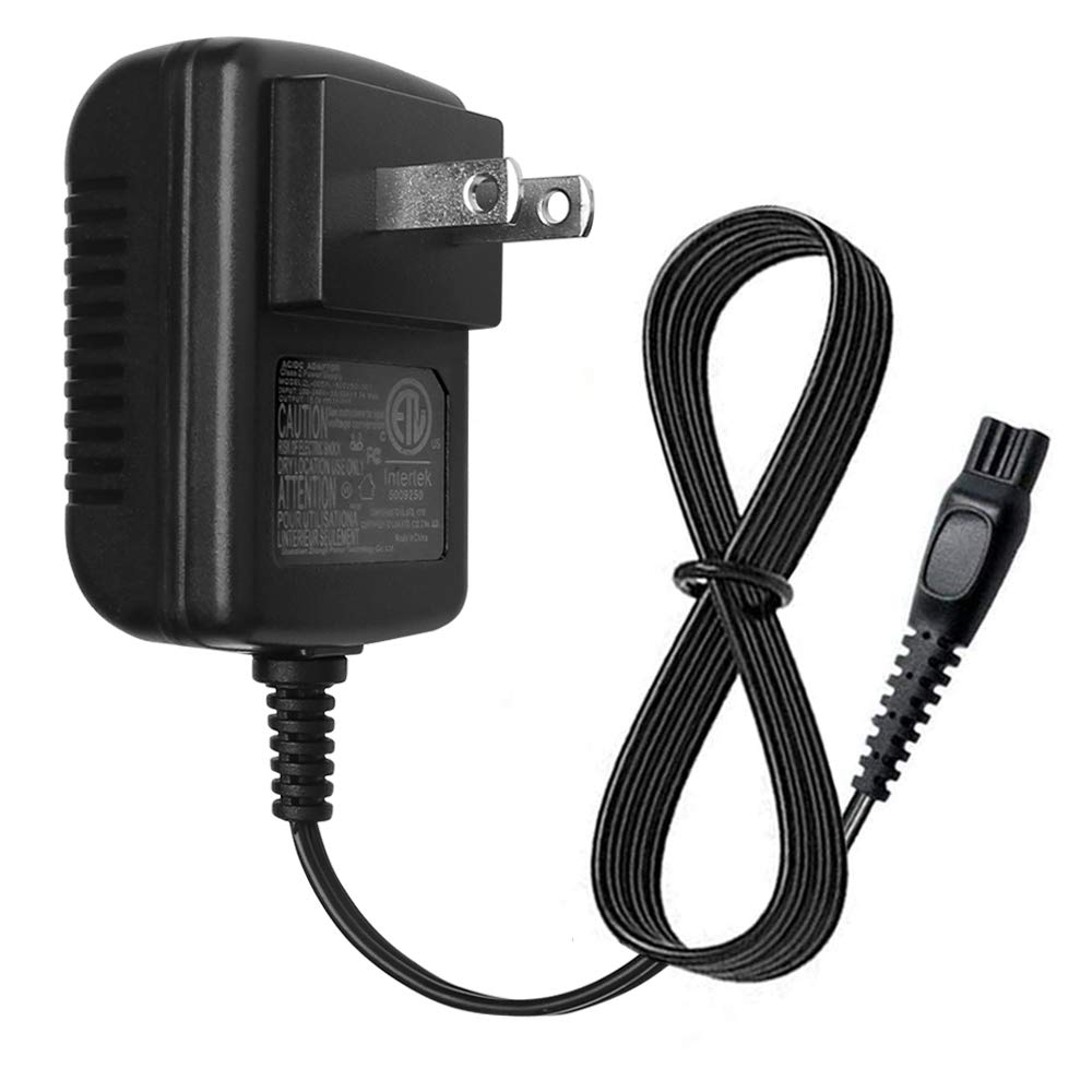 Charger for Philips-HQ8505 Norelco Electric Shaver 7000 5000 3000 Series Razor Aquatec,Arcitec,Multigroom Beard Trimmer,ETL listed 15V Power-Supply Cord
