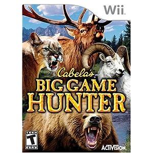 Cabelas Big Game Hunter