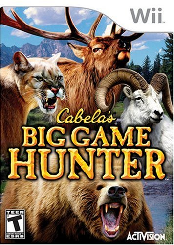 Cabelas Big Game Hunter for sale  Delivered anywhere in USA