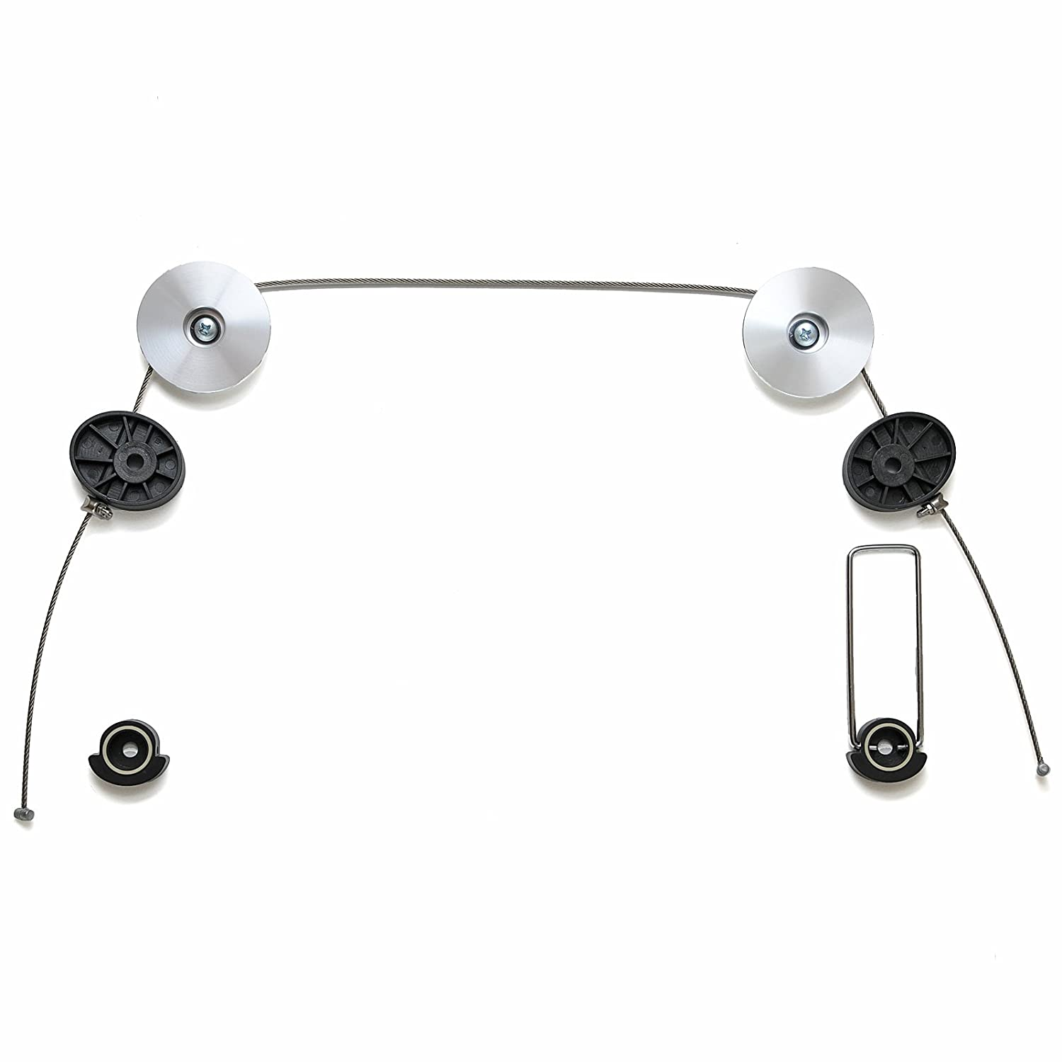 Cable Mountain Super Slim LED TV Wire Wall Mounting: Amazon.co.uk ...