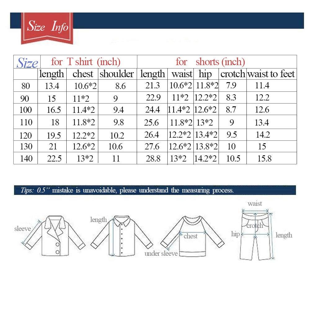 Boys Set Childrens Denim Shorts Tee Suit Age 1-7 Kids Clothes T Shirt Minions Summer Suit