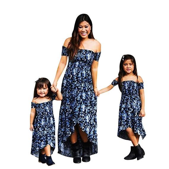 Mutter & Kinder 2019 Familie Spiel Denim Overall Mutter Tochter Frauen Casual Sommer Overall Kleid Party Jumpsuit Hosen Shorts FüR Schnellen Versand