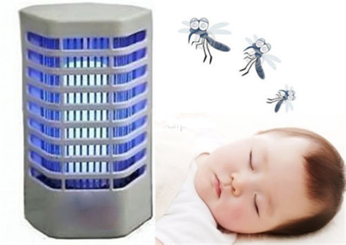 J-Supply Inditradition Electronic Mosquito & Insect Killer