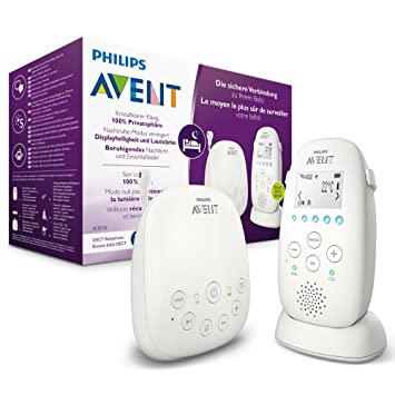 Test Philips Avent SCD723 Babyphone