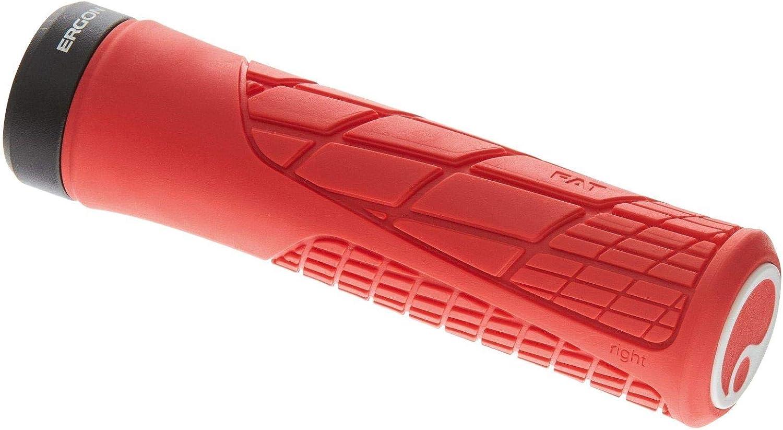 Ergon GA2 Fat Agarres Accesorios para Bicicletas 135 g, 3,3 cm