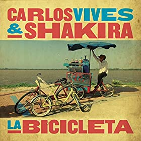 Amazon.com: La Bicicleta: Carlos Vives & Shakira: MP3
