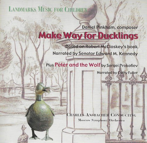 Make Way for Ducklings / Peter and the Wolf