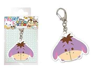 Disney Tsum Tsum llavero - Eeyore Winnie Pooh Llavero Diseño ...