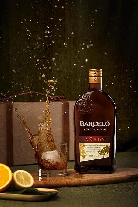 Barceló Barcelo Ron Añejo Dominicano Botella - 1750 ml ...