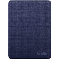 Kindle Paperwhite Fabric Cover - Deep Sea Blue (11th Generation-2021)