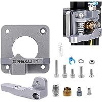 Ender 3 CR-10 Extruder Upgraded Aluminum Metal MK8 Bowden Extruder 40 Teeth Drive Gear for 3D Printer Ender 3 Pro,Ender…