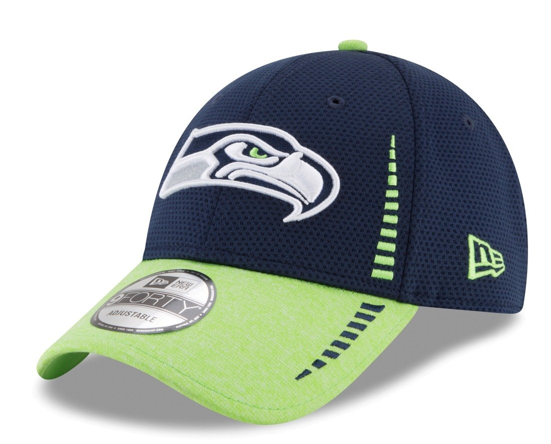 Seattle Seahawks New Era 9 Forty NFL「Speed Tech 2