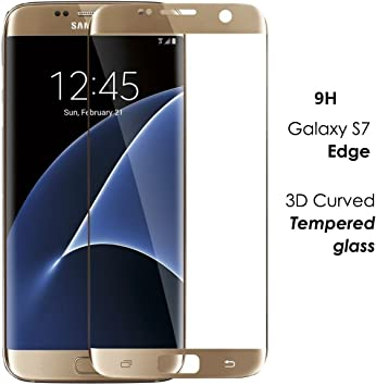 Bester Samsung Galaxy S7 Edge 9H dureza 0.26mm vidrio Cobertura ...
