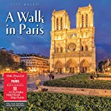 A Walk in Paris 2020 Wall Calendar