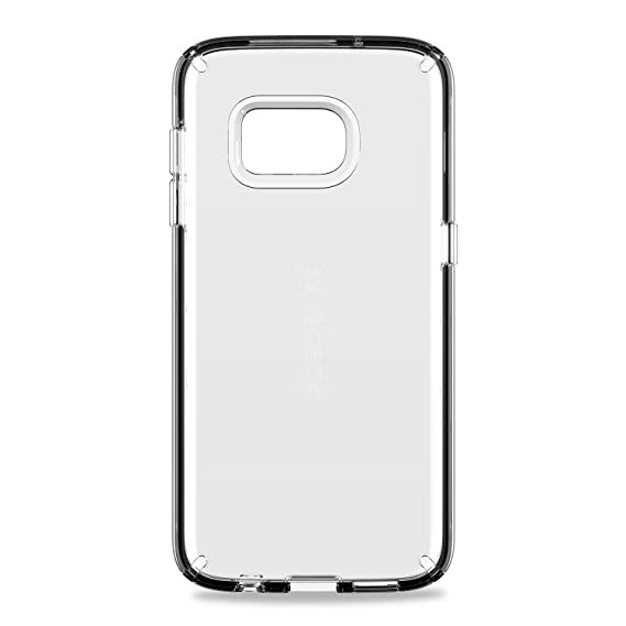 official photos 97dcc df510 Speck Products Samsung Galaxy S7 Case, CandyShell Clear Case,  Military-Grade Protective Case