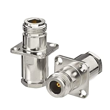 wlaniot N RF - Conector coaxial para Cable LMR400: Amazon.es ...